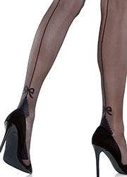 Le Bourget Mademoiselle Backseam Tights Zoom 3