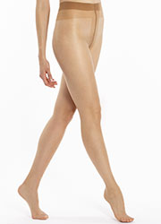 Le Bourget Nude Satine 12 Tights Zoom 2