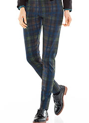Le Bourget Scottish Pantalon Leggings Zoom 2