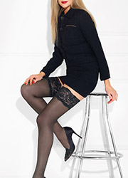 Le Bourget Perfect Chic 20 Denier Hold Ups Zoom 1