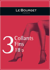 Le Bourget Trio Fin Everyday Tights 3PP