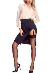 Le Bourget Retro 20 Denier Stockings Zoom 1