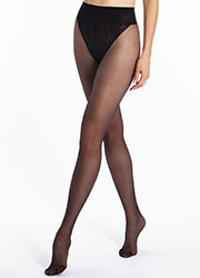 Le Bourget Satine 15 Denier Tights Zoom 4
