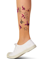 Le Bourget Tattoo Japonais Tights Zoom 2