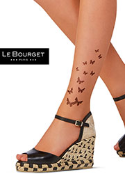 Le Bourget Tattoo Papillon Tights Zoom 2