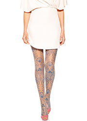 Le Bourget Tattoo Hindou Tights