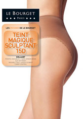 Le Bourget Teint Magique Sculptant 15D Tights