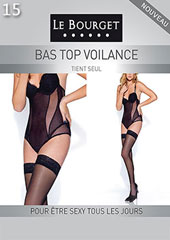 Le Bourget Voilance 20 Denier Hold Ups Zoom 1
