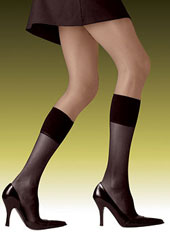 Le Bourget Voilance Knee Highs (2PP)