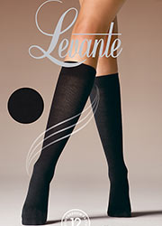 Levante Energia Cotton Blend Compression Knee Highs Zoom 2