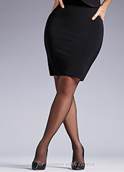 Levante Extra Sheer Fuller Figure Tights Zoom 2