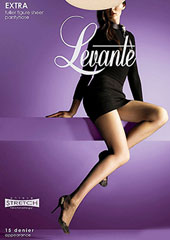 Levante Extra Sheer Fuller Figure Tights