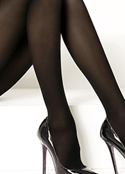 Levante Luxe Legs Fine Cotton 60 Denier Tights Zoom 2