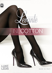 Levante Fine Cotton 60 Denier Tights Zoom 1