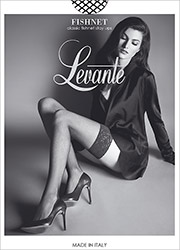 Levante Fishnet Hold Ups