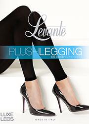 Levante Luxe Legs Plush 100 Denier Leggings