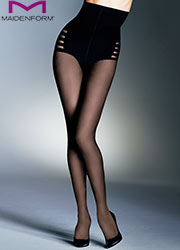 Maidenform High Waist Body Shaper Tights