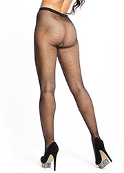 Miss O Fishnet Open Crotch Tights Zoom 2