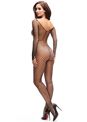 Miss O Net Bodystocking Zoom 2