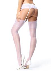 Miss O Sheer Gloss Stockings Zoom 2