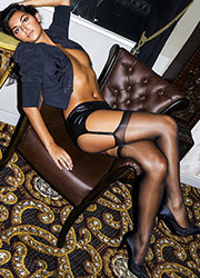 Miss Naughty High Shine Sheer Stockings Zoom 4