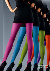 Oroblu All Colours 50 Slide Touch Opaque Tights Thumbnail