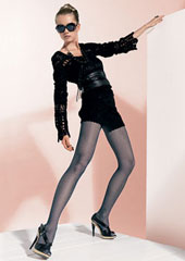 Oroblu Tricot Micronet Tights Zoom 1