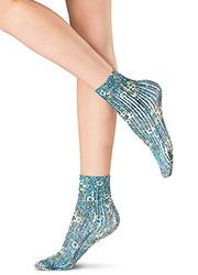 Oroblu Abstract Medley Socks Zoom 1
