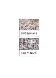 Oroblu Abstract Snake Print Tights Zoom 3