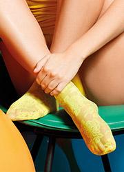 Oroblu All Colours Lace Socks Zoom 3