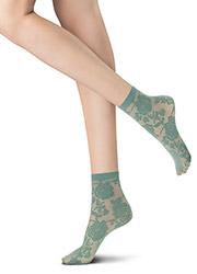 Oroblu All Colours Lace Socks Zoom 2
