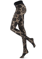 Oroblu All Colours Lace Tights Zoom 2