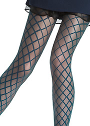 Oroblu Audrine Diamond Tights Zoom 2