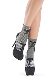 Oroblu Carlene Ankle Highs Zoom 1