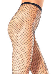 Oroblu Carry Fishnet Tights Zoom 2
