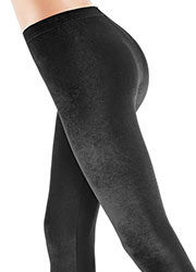 Oroblu Cecilia Velour Leggings Zoom 2