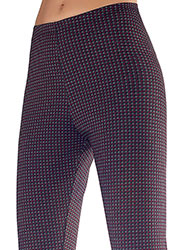 Oroblu Checked Leggings Zoom 2