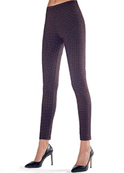 Oroblu Checked Leggings