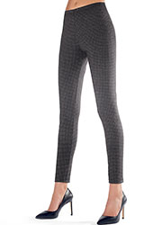 Oroblu Checked Leggings Zoom 3
