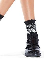 Oroblu Decorative Socks Zoom 2