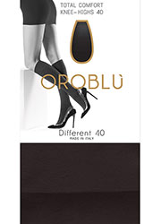 Oroblu Different 40 Knee Highs Zoom 1