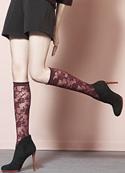 Oroblu Estelle Knee Highs Zoom 3