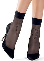 Oroblu Evelyn Ankle Highs Zoom 2