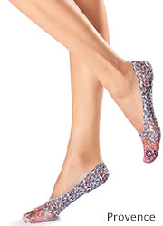 Oroblu Fishnet Bloom Footlet Zoom 2