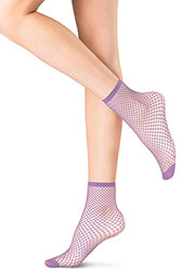Oroblu Fishnet Regular Socks