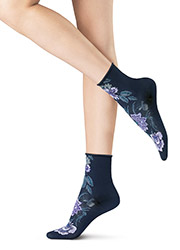 Oroblu Flower Aster Socks