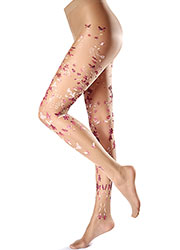 Oroblu Flower Azalea Tights