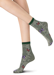 Oroblu Flower Fairyland Socks