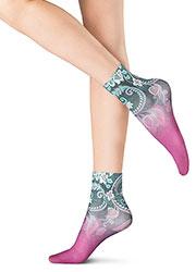 Oroblu Flower Fantasies Socks Zoom 1