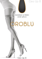 Oroblu Geo Up 8 Hold Ups Zoom 1